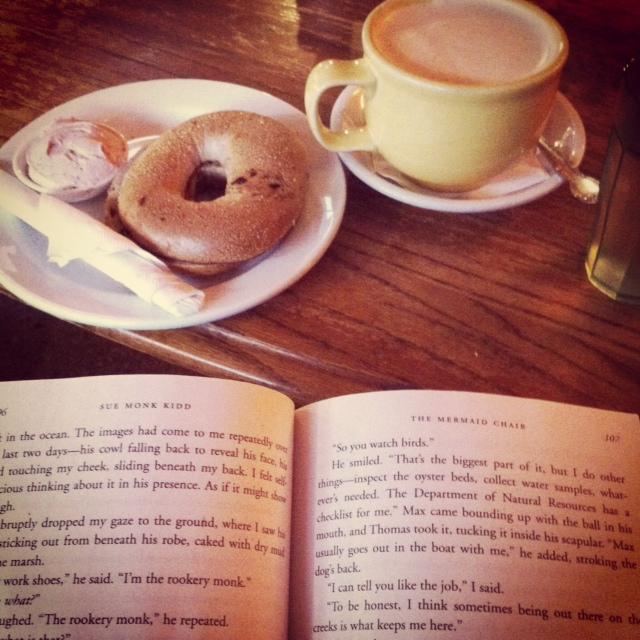 Book: The Mermaid Chair -Sue Monk Kidd