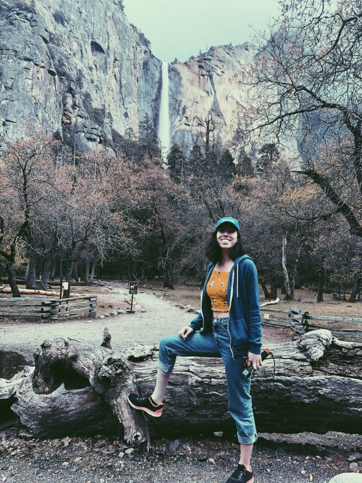 Road Trip Day One: Yosemite